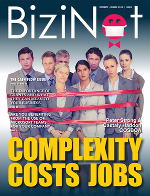 BiziNet Magazine #103 - Aug/Sep 2020
